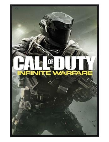 Gloss Black Framed Infinite Warfare - Call Of Duty