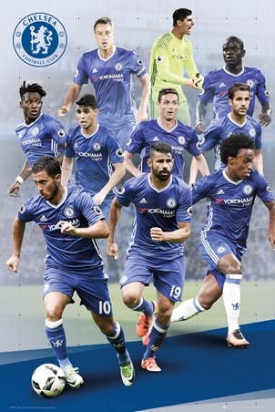 Star Players 16/17 - Chelsea