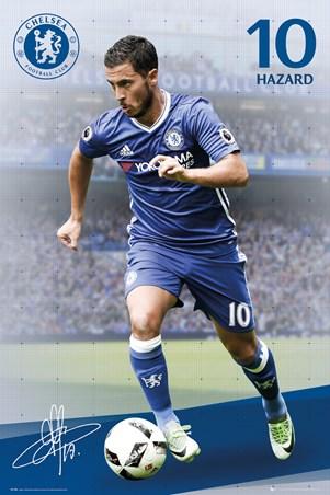 Eden Hazard 16/17 - Chelsea FC