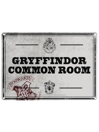 Framed Gryffindor Common Room - Harry Potter