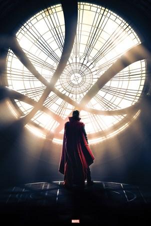 Window Portal - Doctor Strange
