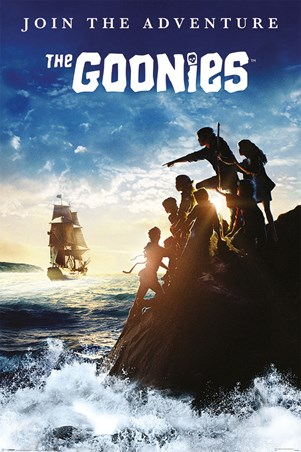 Join The Adventure - The Goonies