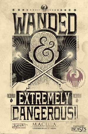 Extremely Dangerous - Fantastic Beasts