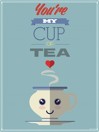 Framed One Lump Or Two? - You're My Cup Of Tea