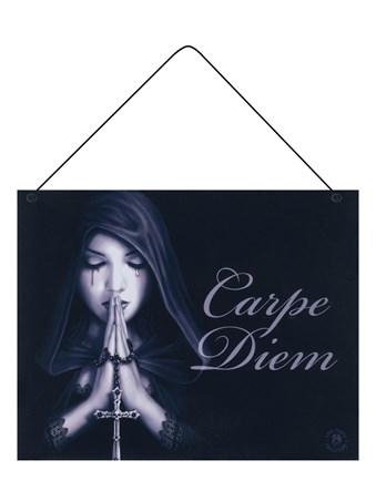 Carpe Diem Rosary - Anne Stokes