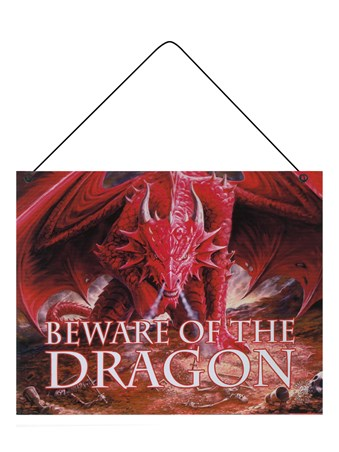 Beware Of The Dragon - Anne Stokes