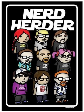 Super Whiz Kids - Nerd Herder