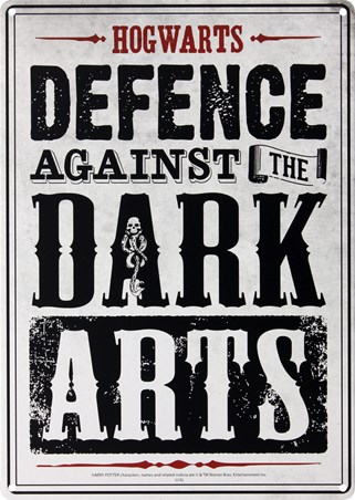 Defence Against The Dark Arts - Harry Potter