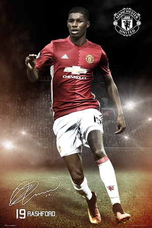 Manchester Utd Fc Posters Buy Online At Popartuk Com