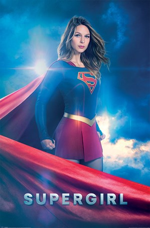 Framed Kara Zor-El - Supergirl