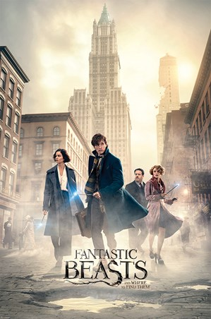 New York Streets - Fantastic Beasts And Where To Find Them