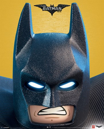 A DC Close Up - Lego Batman