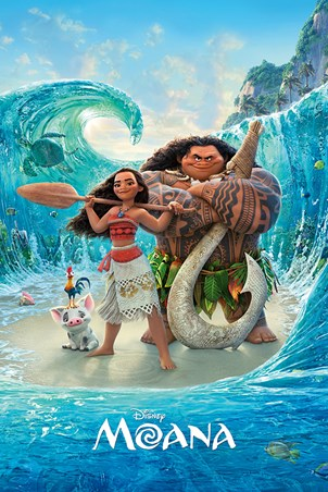 Magical Sea - Disney's Moana