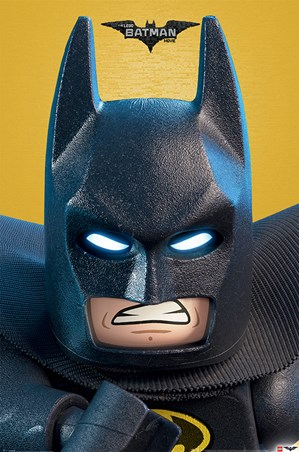 Lego Batman Close-Up - Lego Batman