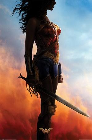 Amazonian Princess - Wonder Woman