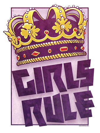 The Law Of The World - Girls Rule