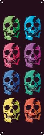 Rainbow Skulls - Psychedelic