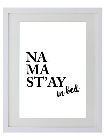 Take A Bow - Namast'ay In Bed