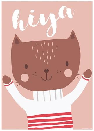 A Fabulous Feline - Hiya!