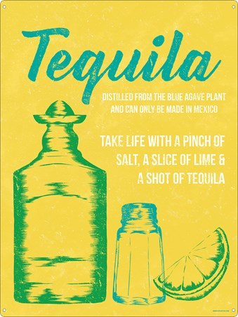 One Tequila...Two Tequila... - Drinking Humour