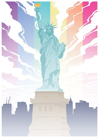 Lady Liberty - Pride