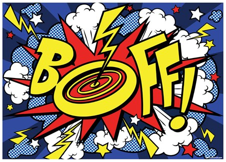 Boff! - A Pop Art Explosion