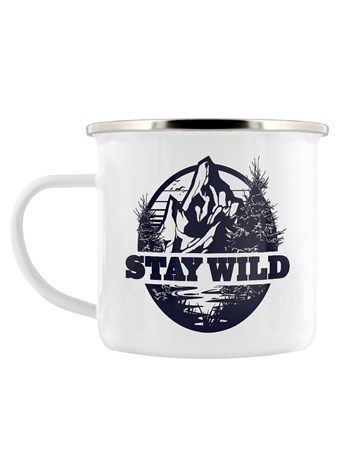 Framed The Great Outdoors - Stay Wild