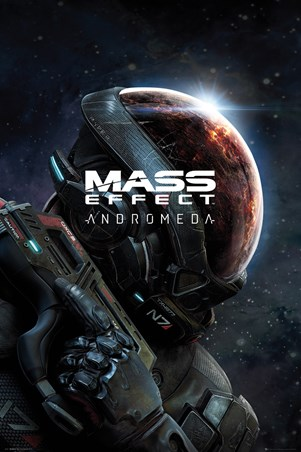 A New Galaxy - Mass Effect: Andromeda