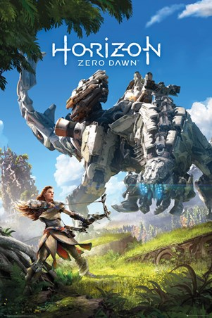 Protector Of The Earth - Horizon: Zero Dawn
