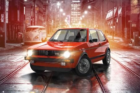 Iconic MK1 - VW Golf GTI