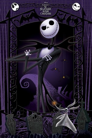 Framed It's Jack! - The Nightmare Before Christmas