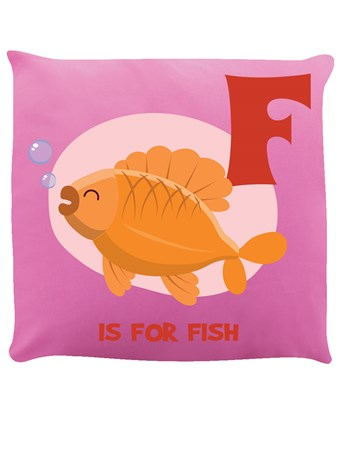 F Is For Fish - Fishy Fun