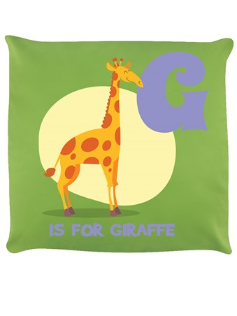G Is For Giraffe - Sky High Learning