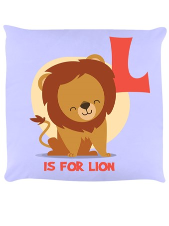 Framed L Is For Lion - Roarsome Learning