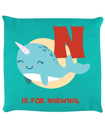 N Is For Narwhal -