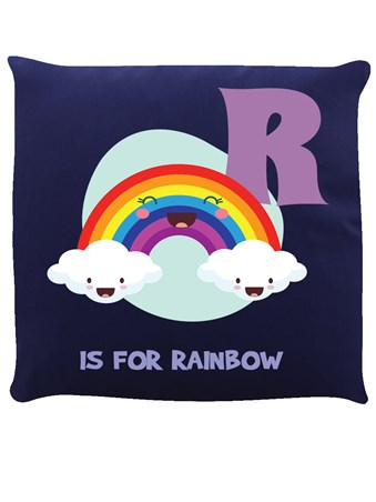R Is For Rainbow - Reach For The Skies