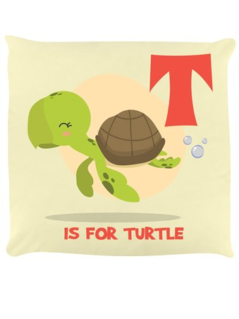 T Is For Turtle - Learning Is Fun
