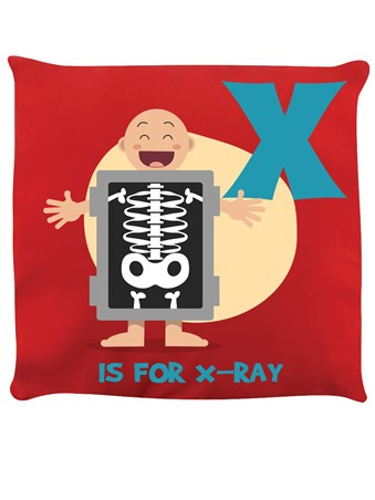 Framed X Is For X-Ray - It's Alphabet Time!