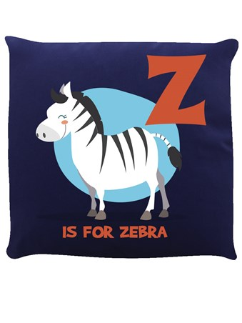 Z Is For Zebra - Wild Alphabet