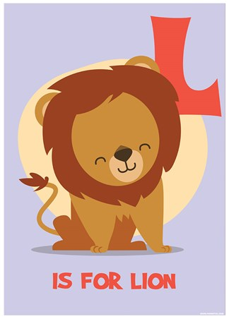 L...is for Lion - Fun Alphabet