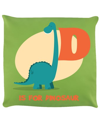 D Is For Dinosaur - Lime Green Diplodocus