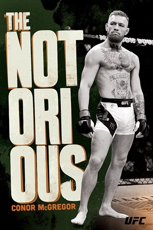Mystic Mac Monochrome - Conor McGregor