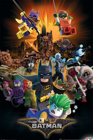 Boom! - LEGO® Batman Movie