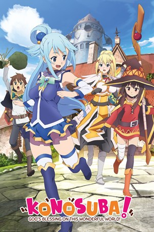 God's Blessing On This Wonderful World! - Konosuba