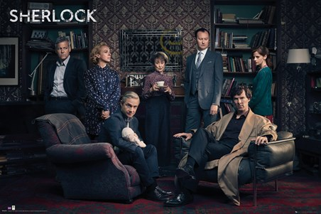 Meet the Cast - Sherlock