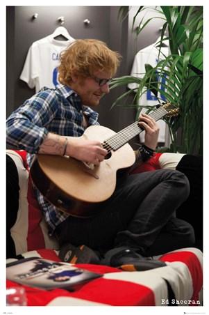 Winning At Wembley - Ed Sheeran