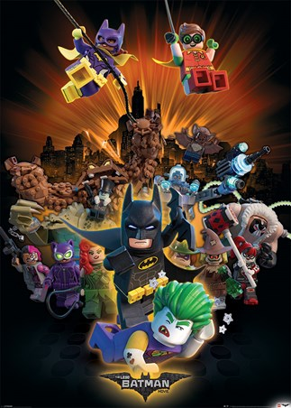 Boom! - The Lego Batman Movie