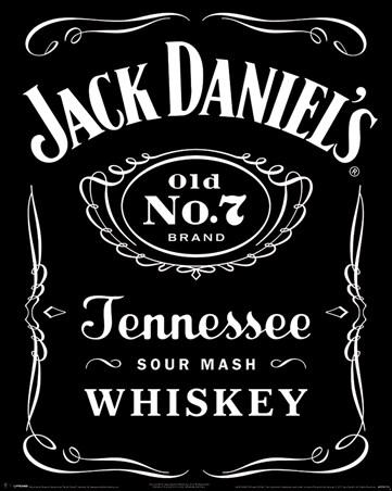 Classic Logo - Jack Daniels
