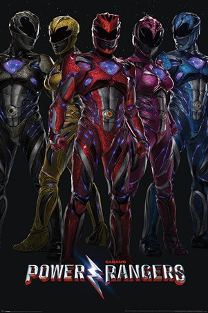 It's Morphin' Time - Power Rangers