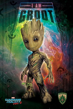 I Am Groot - Guardians of the Galaxy Vol. 2